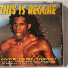 CDs de Música: CD/ THIS IS REAGGAE /( REF. E). Lote 211815487