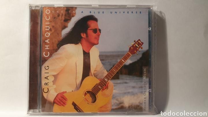 CD/ CRAIG CHAQUICO/ NCE IN A BLUE UNIVERSE/( REF. E) (Música - CD's Jazz, Blues, Soul y Gospel)