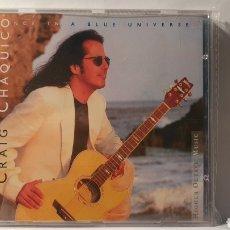 CDs de Música: CD/ CRAIG CHAQUICO/ NCE IN A BLUE UNIVERSE/( REF. E). Lote 211816435