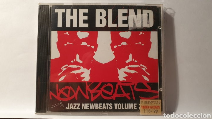 CD/ THE BLEND/ MORE JAZZ NEW BEATS BLENDY BY JONNY HAYWOOD/( REF. E) (Música - CD's Jazz, Blues, Soul y Gospel)