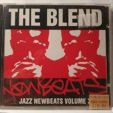CDs de Música: CD/ THE BLEND/ MORE JAZZ NEW BEATS BLENDY BY JONNY HAYWOOD/( REF. E). Lote 211818792