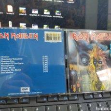 CDs de Música: IRON MAIDEN CD 1982. Lote 211819106