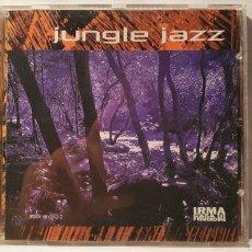 CDs de Música: CD/ JUNGLE JAZZ /( REF. E). Lote 211820965