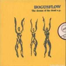 CDs de Música: BOGUSFLOW ‎– THE DREAM OF THE DEAD E.P. – GRABACIONES EN EL MAR – CD, EP NUEVO Nº 858. Lote 211822148