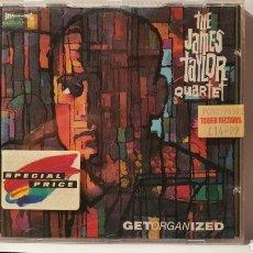 CDs de Música: CD/ THE JAMES TAYLOR QUARTET/( REF. E). Lote 211822716