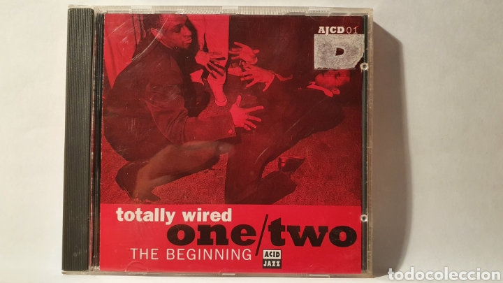 CD/ TOTALLY WIRED/ ONE/ TWI/ THE BEGINNING/ ACID JAZZ/ /( REF. E) (Música - CD's Jazz, Blues, Soul y Gospel)