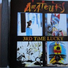 CDs de Música: CD AMATEURS 3 RD TIME LUCKY ( GRUPO DE ASTURIAS ). Lote 211824227