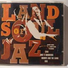 CDs de Música: CD/ LAND SOUL OF JAZZ /( REF. E). Lote 211824537
