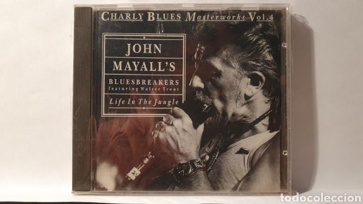 CD/ JOHN MAYALLS / BLUESBREAKERS/( REF. E) (Música - CD's Jazz, Blues, Soul y Gospel)