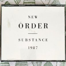 CDs de Música: NEW ORDER - SUBSTANCE CD DOBLE - NEW WAVE SYNTHPOP. Lote 211824898