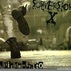CDs de Música: SUBVERSION X - A PIE DE ASFALTO CD+DVD. Lote 234310230