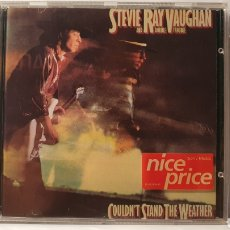 """CDs de Música: CD/ STEVIE RAY VAUGHAN/ COULDN""""T STAND THE WEATHER/ /( REF. E). Lote 211825110"""