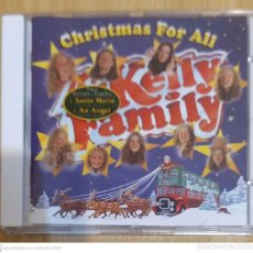CDs de Música: THE KELLY FAMILY (CHRISTMAS FOR ALL) CD 1994. Lote 211825888