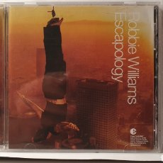 CDs de Música: CD/ ROOBBIE WILLIAMS/ ESCAPOLOGY /( REF. E). Lote 211826173