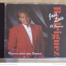 CDs de Música: JOSE LUIS RODRIGUEZ - EL PUMA (RAZONES PARA UNA SONRISA) CD 1994. Lote 211833011
