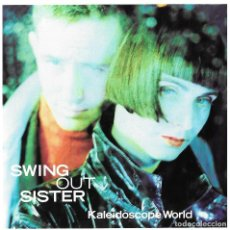 CDs de Música: SWING OUT SISTER - KALEIDOSCOPE WORLD. Lote 211838221