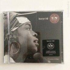 CDs de Música: LAURYN HILL – MTV UNPLUGGED 2.0 2CD EUROPE 2002. Lote 211919921