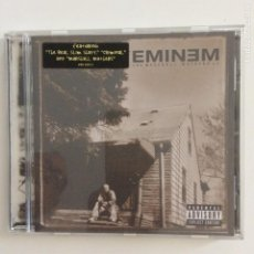 CDs de Música: EMINEM – THE MARSHALL MATHERS LP EUROPE 2000. Lote 211923077