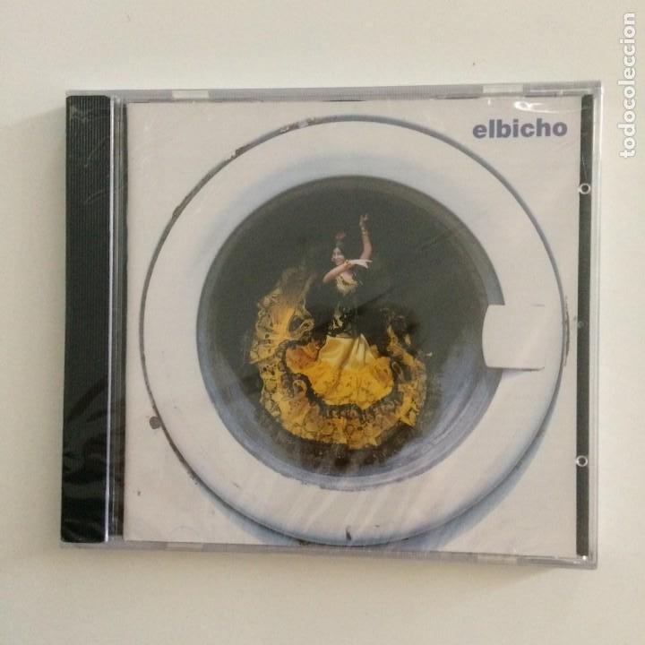 ELBICHO – ELBICHO SPAIN 2003 CD PRECINTADO (Música - CD's Flamenco, Canción española y Cuplé)