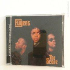 CDs de Música: FUGEES – THE SCORE EUROPE 1996. Lote 211924197