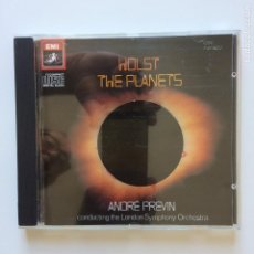 CDs de Música: HOLST* - LONDON SYMPHONY ORCHESTRA, ANDRÉ PREVIN – THE PLANETS EUROPE. Lote 211927568