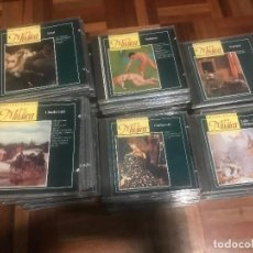 CDs de Música: LOTE DE 71 CDS CD DE MUSICA CLASICA MOZART GRIEG DEBUSSY FALLA VIVALDI. Lote 211941093