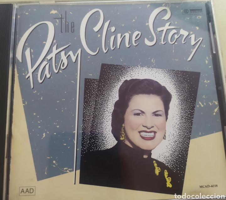 THE PATSY CLINE STORY / CD ORIGINAL (Música - CD's Country y Folk)