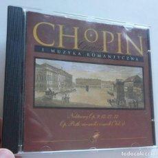 CDs de Música: CD CHOPIN NOCTURNES 1 (EDICIONES ALTAYA, 1998) - EDIL BIRET (PIANO). Lote 211970282