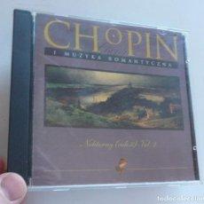CDs de Música: CD CHOPIN NOCTURNES 2 (EDICIONES ALTAYA, 1998) - EDIL BIRET (PIANO). Lote 211970817