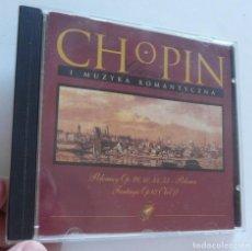 CDs de Música: CD CHOPIN POLONAISES 1 (EDICIONES ALTAYA, 1998) - EDIL BIRET (PIANO). Lote 211970986
