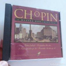 CDs de Música: CD CHOPIN WALTZES (COMPLETE) / CONTREDANSE / 3 ECOSSAISES / TARANTELLE - EDIL BIRET (PIANO) ALTAYA. Lote 211971272