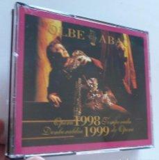 CDs de Música: OLBE ABAO OPERA TEMPORADA 1998-1999 DENBORALDIA (DOBLE CD). Lote 211972611