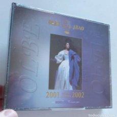 CDs de Música: OLBE ABAO OPERA TEMPORADA 2001-2002 DENBORALDIA (DOBLE CD) PRECINTADO. Lote 211972813
