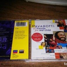 CDs de Música: PAVAROTTI & FRIENDS - FOR WAR CHILD. Lote 211987700