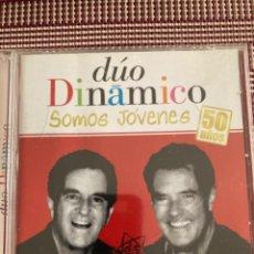 CDs de Música: DUO DINÁMICO. SOMOS JÓVENES. Lote 211993455