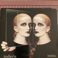CDs de Música: MINA. TODAVÍA. Lote 211994286