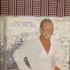 CDs de Música: JULIO IGLESIAS. DIVORCIO. Lote 212008525