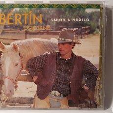 CDs de Música: CD/ BERTÍN OSBORNE/ SABOR A MÉXICO / (REF. F). Lote 212026027