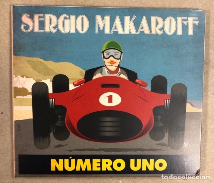 "- CD DIGIPACK - SERGIO MAKAROFF ""NUMERO UNO"" (2008). (Música - CD's Pop)"