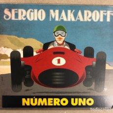 "CDs de Música: - CD DIGIPACK - SERGIO MAKAROFF ""NUMERO UNO"" (2008).. Lote 212040102"