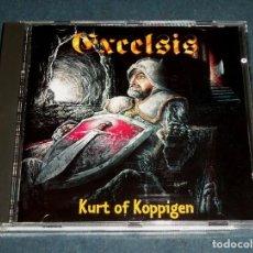 """CDs de Música: CD EXCELSIS """"KURT OF KOPPIGEN"""". Lote 212064068"""