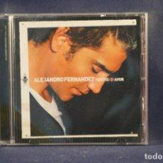 CDs de Música: ALEJANDRO FERNANDEZ - VIENTO A FAVOR - CD. Lote 212116463
