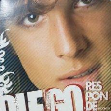 CDs de Música: DIEGO - RESPONDE - CD PROMOCIONAL - TEMA DE SU DISCO MÁS - EMI 2006. Lote 212128795