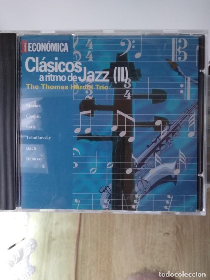 CLÁSICO A RITMO DE JAZZ - ACTUALIDAD ECONÓMICA - THE THOMAS HARDIN TRIO (Música - CD's Jazz, Blues, Soul y Gospel)