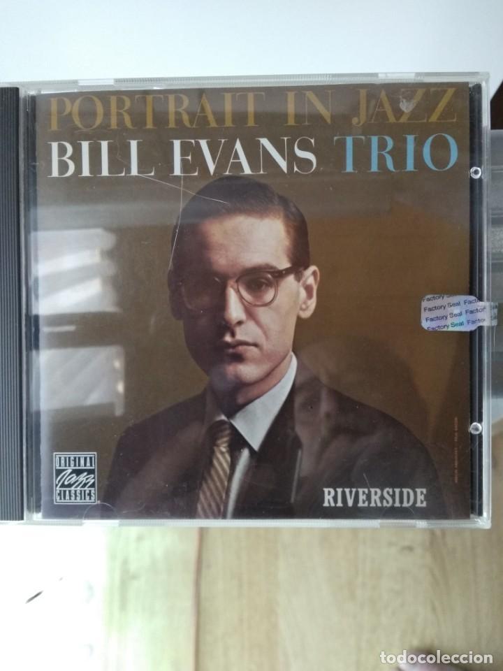 BILL EVANS TRIO - PORTRAIT IN JAZZ (Música - CD's Jazz, Blues, Soul y Gospel)