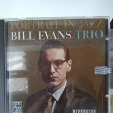 CDs de Música: BILL EVANS TRIO - PORTRAIT IN JAZZ. Lote 212171590