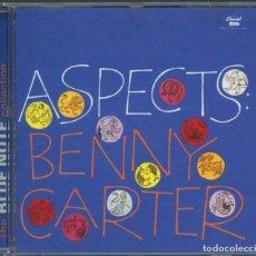 CDs de Música: BENNY CARTER ?– ASPECTS – CD. Lote 212211391