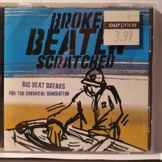 CDs de Música: CD/ BROKEN BEATER SCRATCHED / (REF.F. 2). Lote 212218347