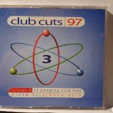 CDs de Música: 2 CD/ CLUB CUTE 97 / VOLUMEN 3 / (REF.F. 2). Lote 212218933