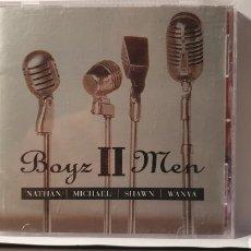 CDs de Música: CD/ BOYZ II MEN/ MÚSICA CANTANTE A CAPELA / (REF.F. 2). Lote 212219500
